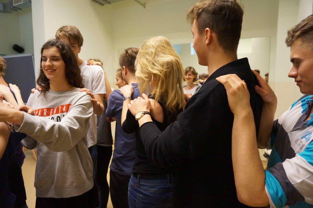 Formation aux techniques du Théâtre Forum