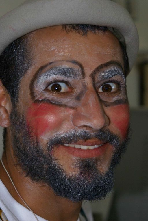 les clown  à La Marsa