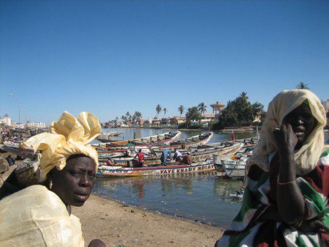 Rencontre interculturelle au Sénégal. Janvier 2010
