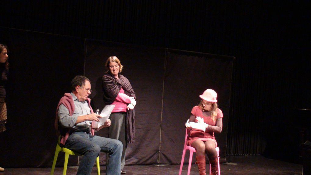 """Spectacle de Théâtre Forum"""" à Pau Novembre 2012"""