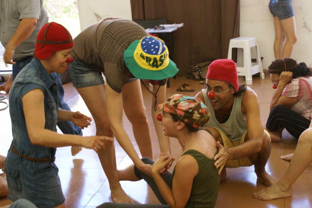 "Formation ""Clowning"" Rio Grande Do Sul Brésil"