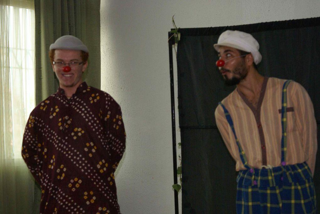 """Initiation au """"Clown THéâtre"""" Tunis . A la Maison des jeunes La Marsa"""