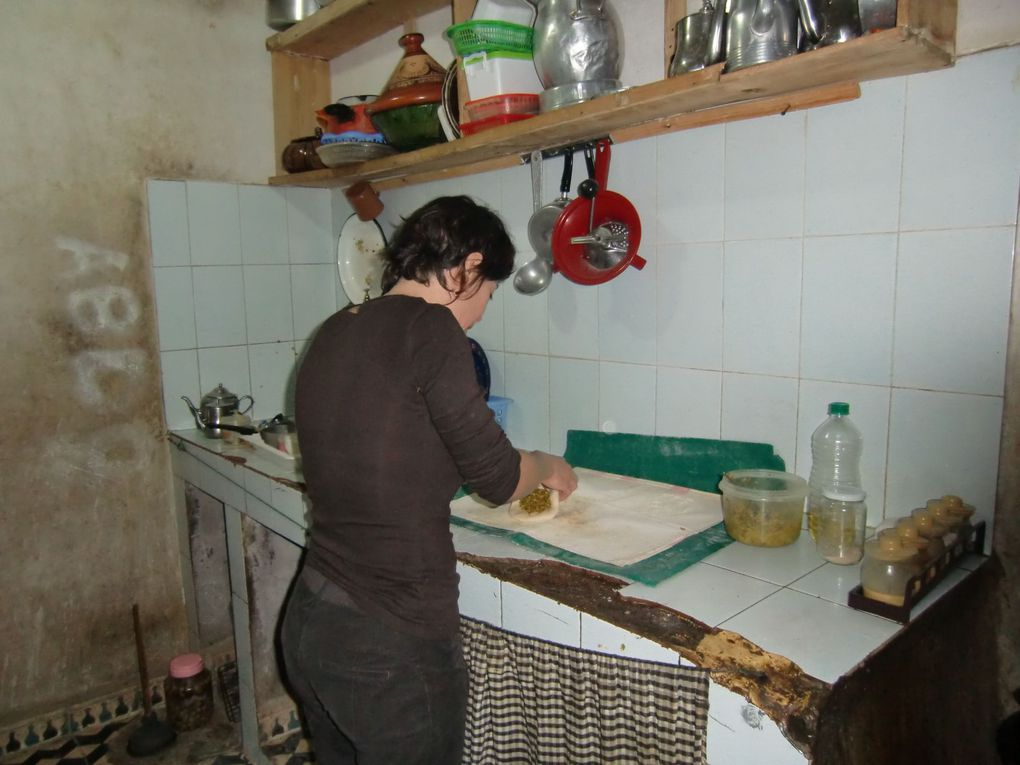 ZAGORA RENCONTRE INTERCULTURELLE CLOWN JANVIER 2011