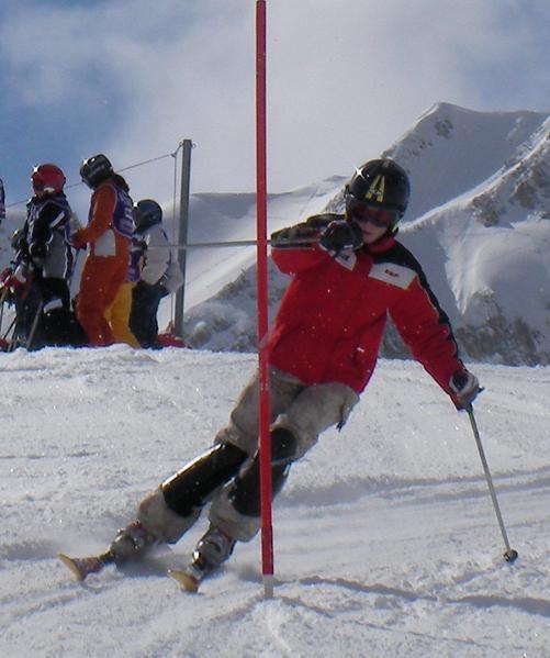 Album - slalom-test technique