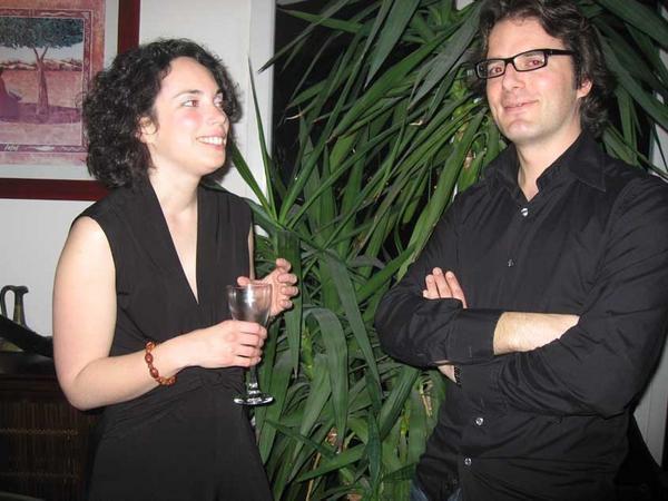 Soirée du 19 avril 2008 à Lille