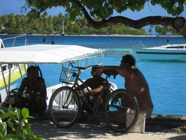 Des rencontres au cours de mes séjours dans les îles