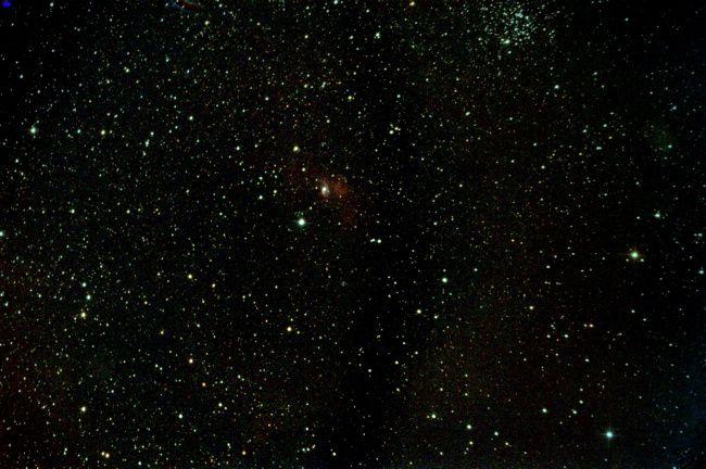 Diverses photos personnelles du ciel profond et de comètes, faites pour la plupart avec un réflex Canon EOS300D.