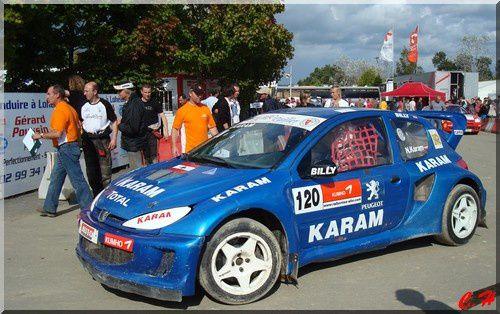 33 éme édition : RallyCross de LOHEAC 6-7 Septembre 2008Ille & Vilaine