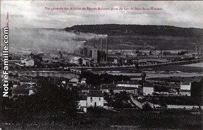 Album - pont st vincent 1900