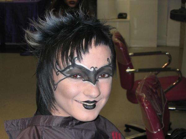 Concours de coiffure Trendvision / Wella28 avril 2008