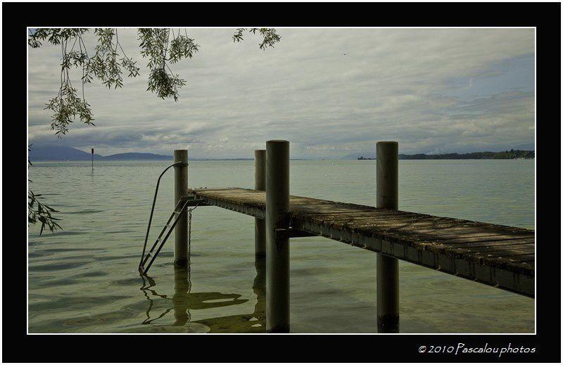 Les lacs et les ports sont des sources de photos.