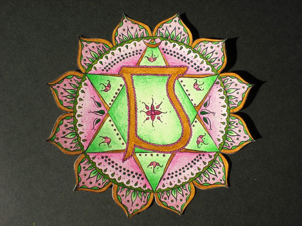 Voici une série sur les chakras.ils sont disponibles en plusieurs exemplaires.