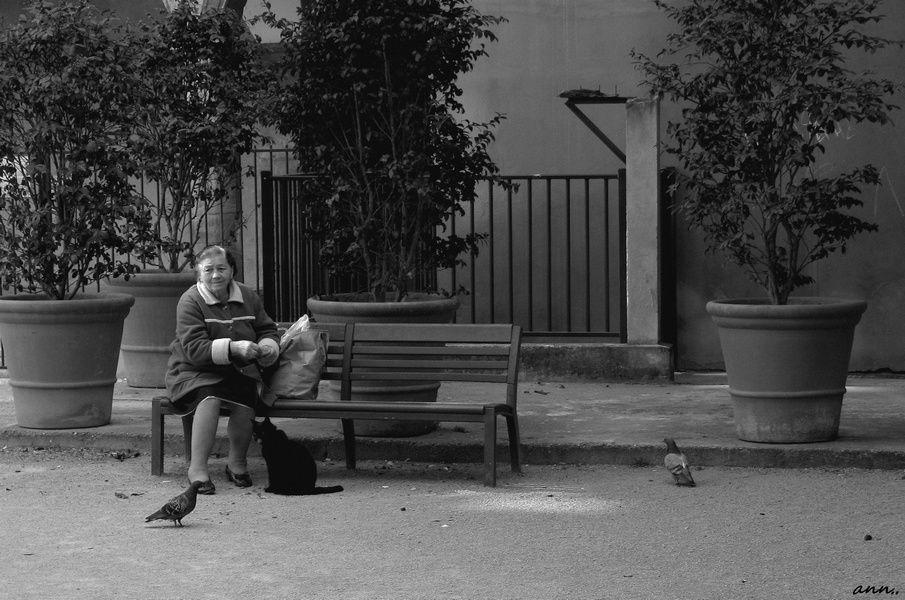 portrait, scènes de rue, scènes de vie