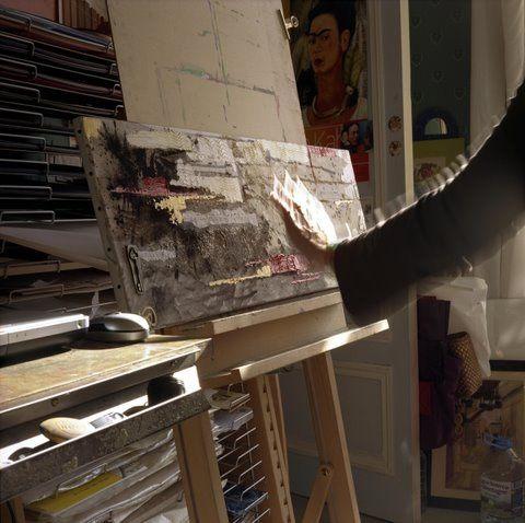 Quelques photos de moi, au cours d'expositions, ou tout simplement dans la vie courante.