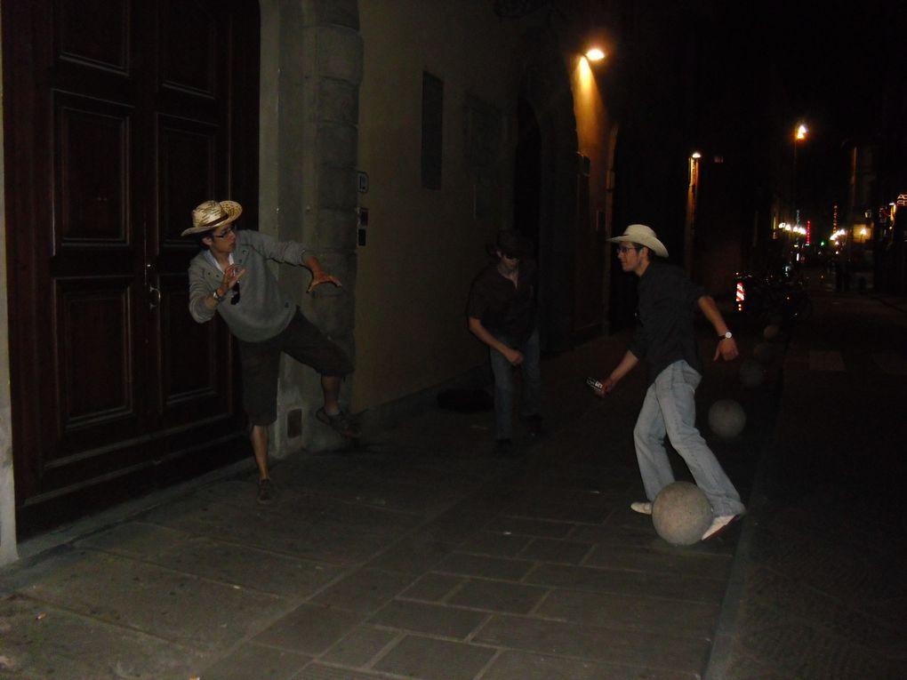 Album - Les-Cow-Boys-ont-pris-Florence--encore-et-encore-