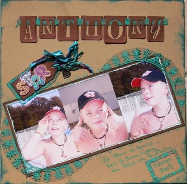 Album - Anthony