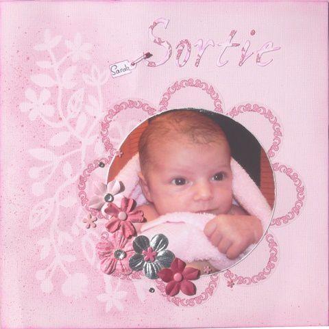 Album - Sarah