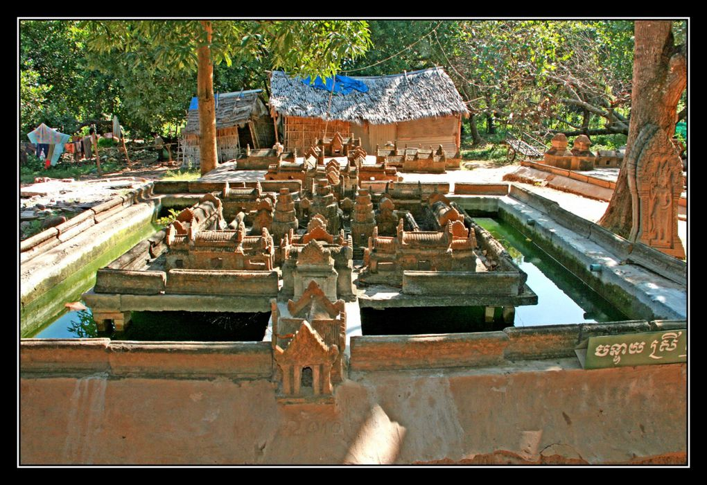 Temples Khmers