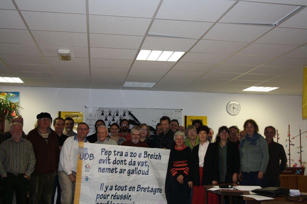 Congrès Fédéral Auray 08.01.2011