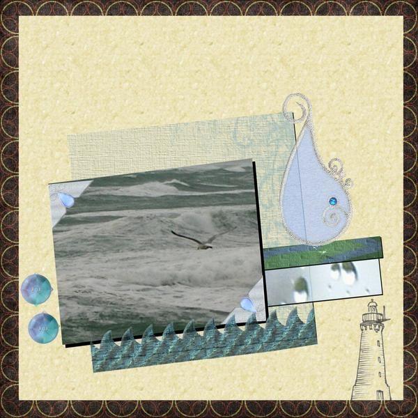scrap numeriques de photos , de poemes ...