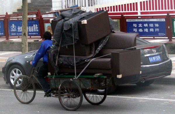 Quelques photos de notre voyage en Chine.