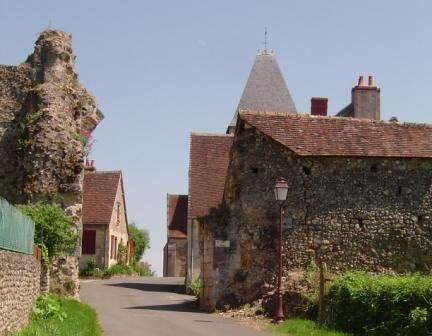le village de Trôo