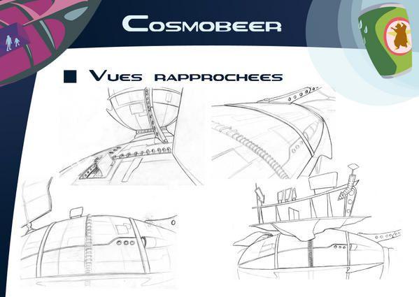 Album - projet-cosmobeer