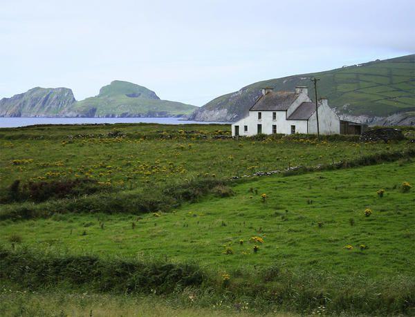 Voyage en IrlandePhotographies d'IrlandeConnemara Killarney ferme Burren