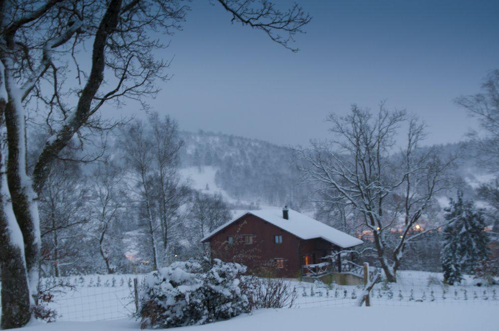 Rando raquettes à neige domaine de la Rochelotte