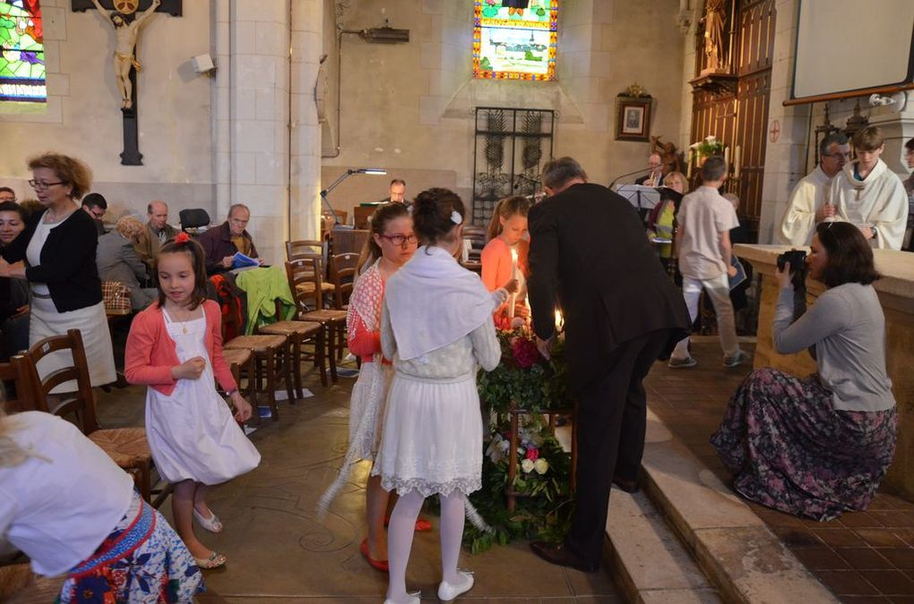 25 mai 2014église Saint-Aubin de Sargé