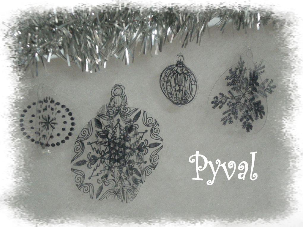 Album - Décos de Noël