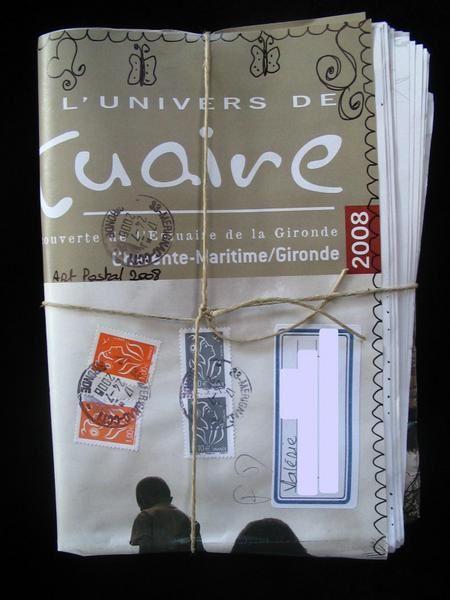 Album - Mails Art reçus Régions de France