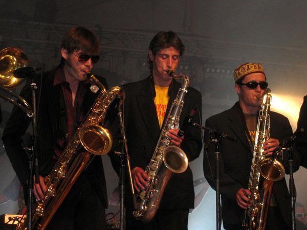Album - les 10 ans de trompettes...