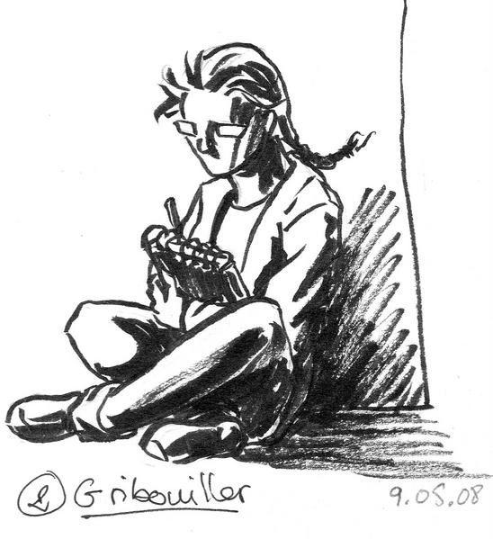 Album - Gribouille