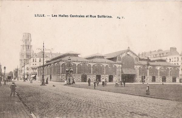 Album - Cartes postales de Lille