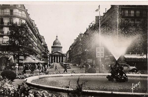 Album - Cartes postales de Paris