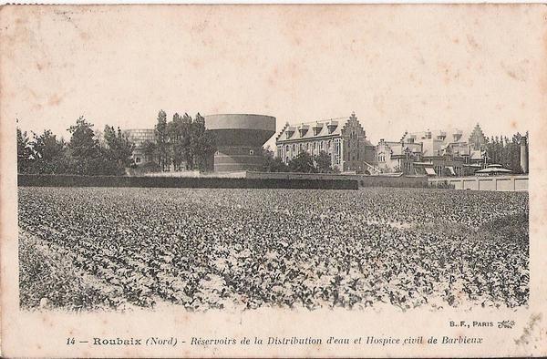 Album - Cartes postales de Roubaix