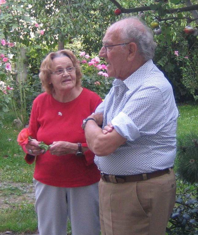 4ème anniversaire du Repaire de Cervens, avec la visite de Walter Bassan