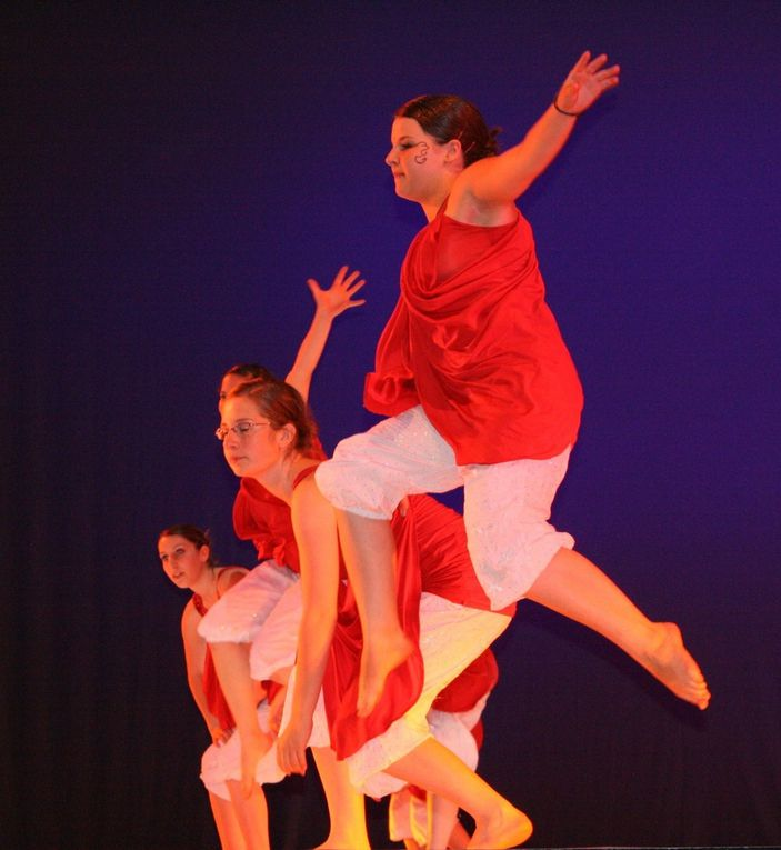 Gala de danse 2009 A Petits Pas