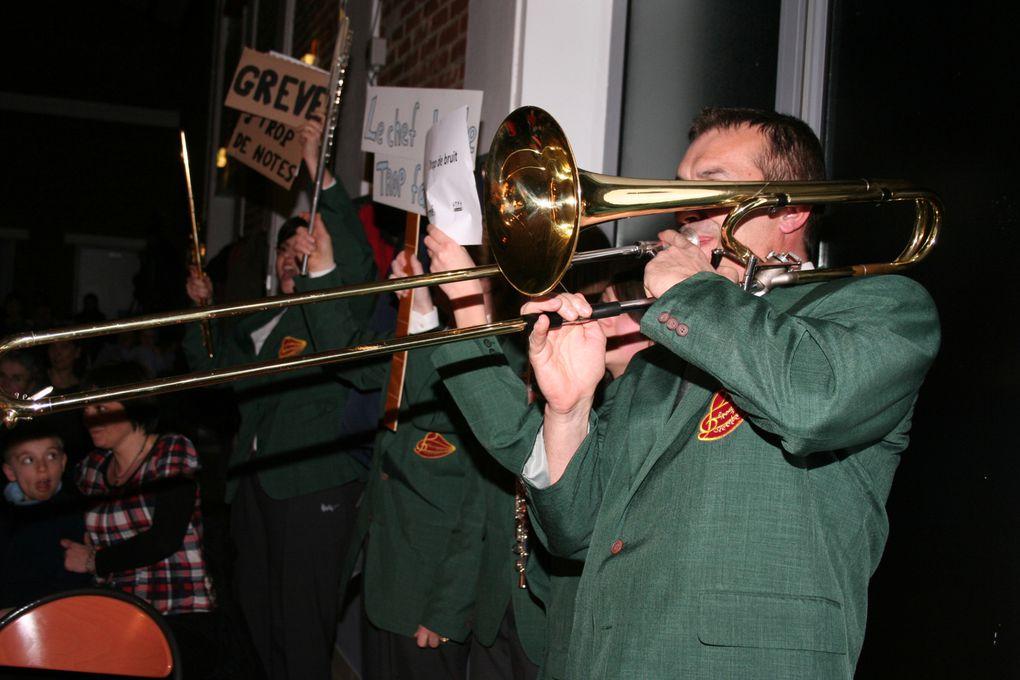 Concert de Gala pour les 140 ans du Progrès Steenbecquois