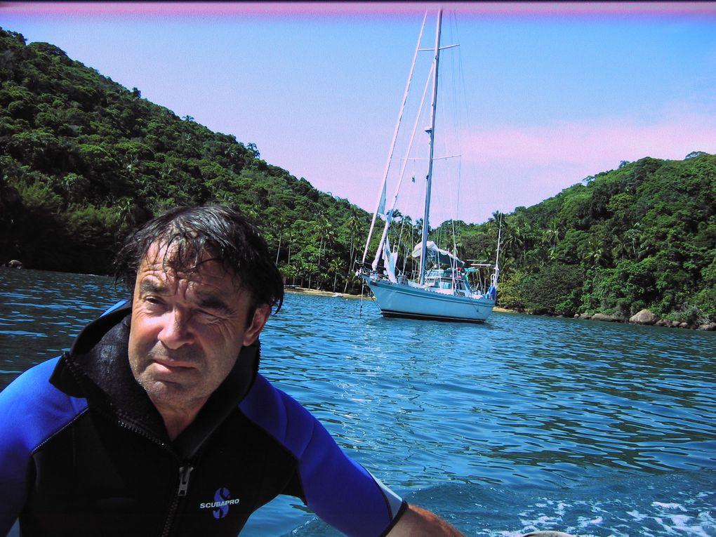 des photos de mers,de navigations de voyage au long cours