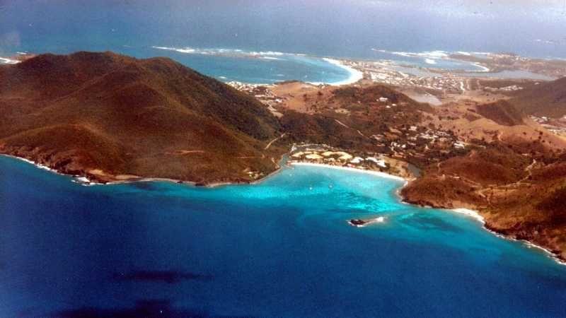 Friendly island