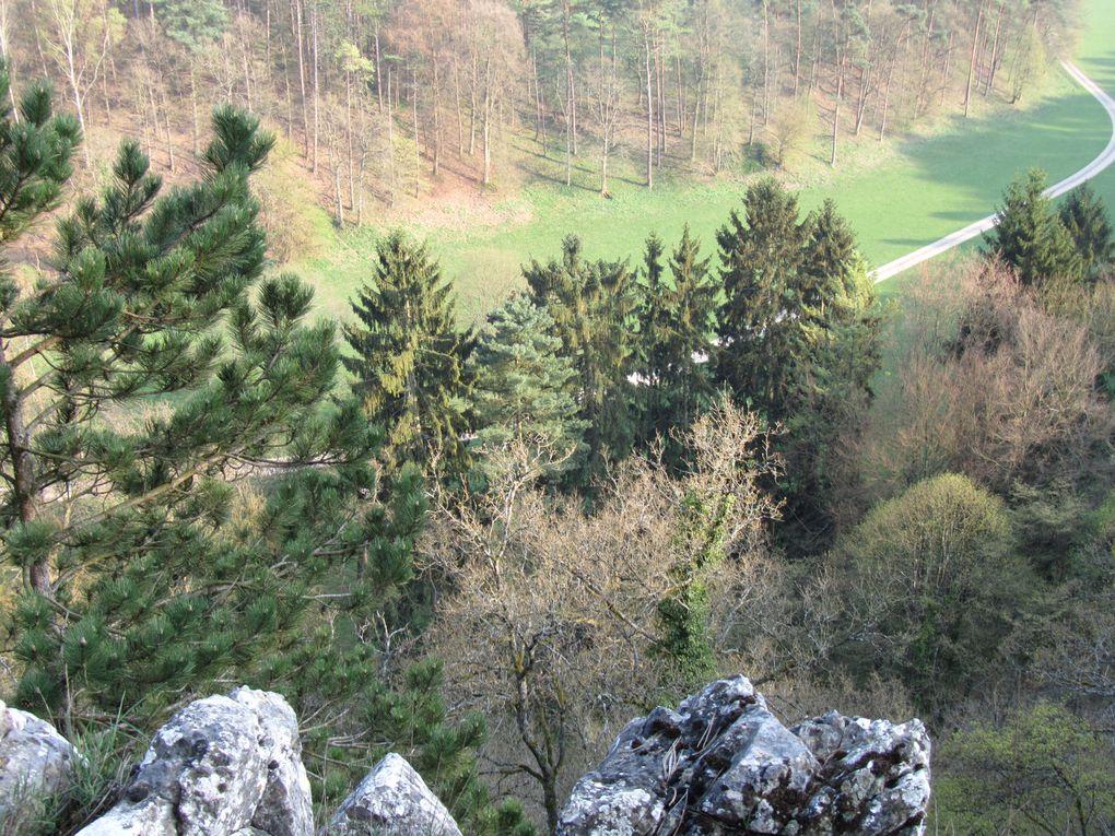 Visite des grottes et balade dans le parc et le village