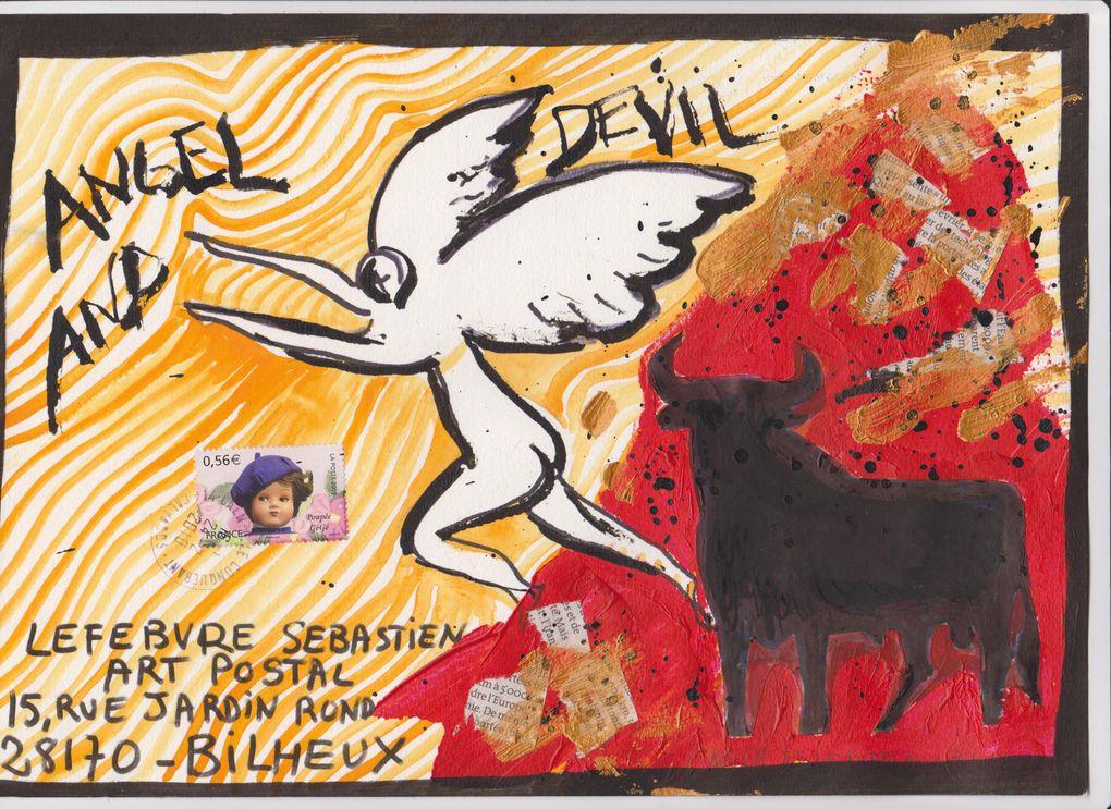 Nouveau projet de Sébastien sur les taureaux....et le symbole de l'Espagne le taureau de Osborne que l'on voit sur le bord des routes en espagne