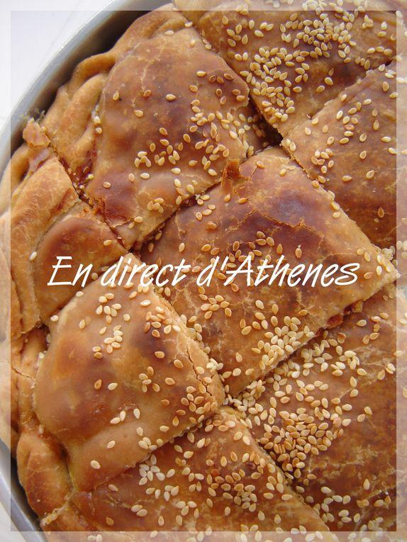 Album - Mes recettes grecques