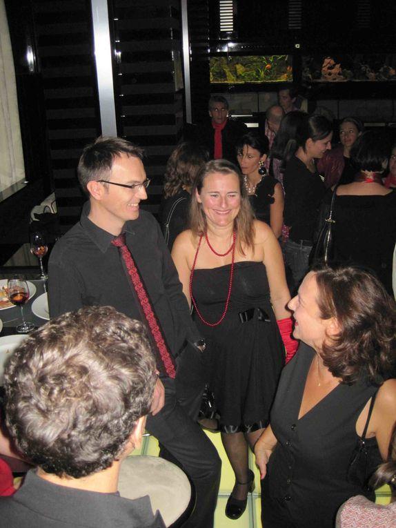 Dites-le en rouge et noir, soirée du 15 octobre 2011