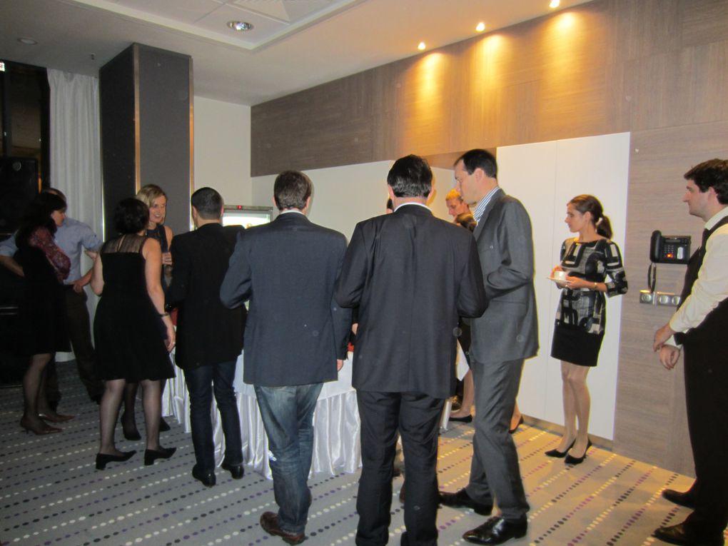 8 décembre 2012-Hotel Novotel Sofia