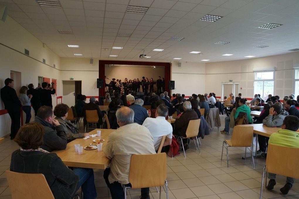 Apéritif Concert à Marcilly sur Tille le 28 avril 2013