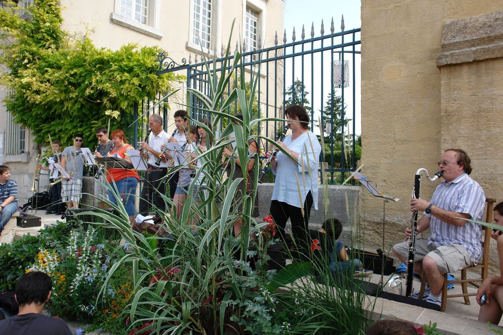Album - stage d'ete 2011