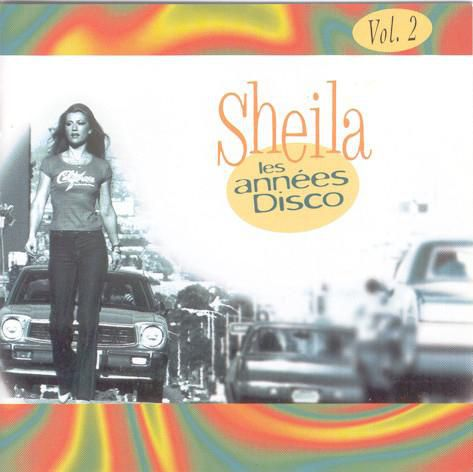 Album - Sheila - CDS